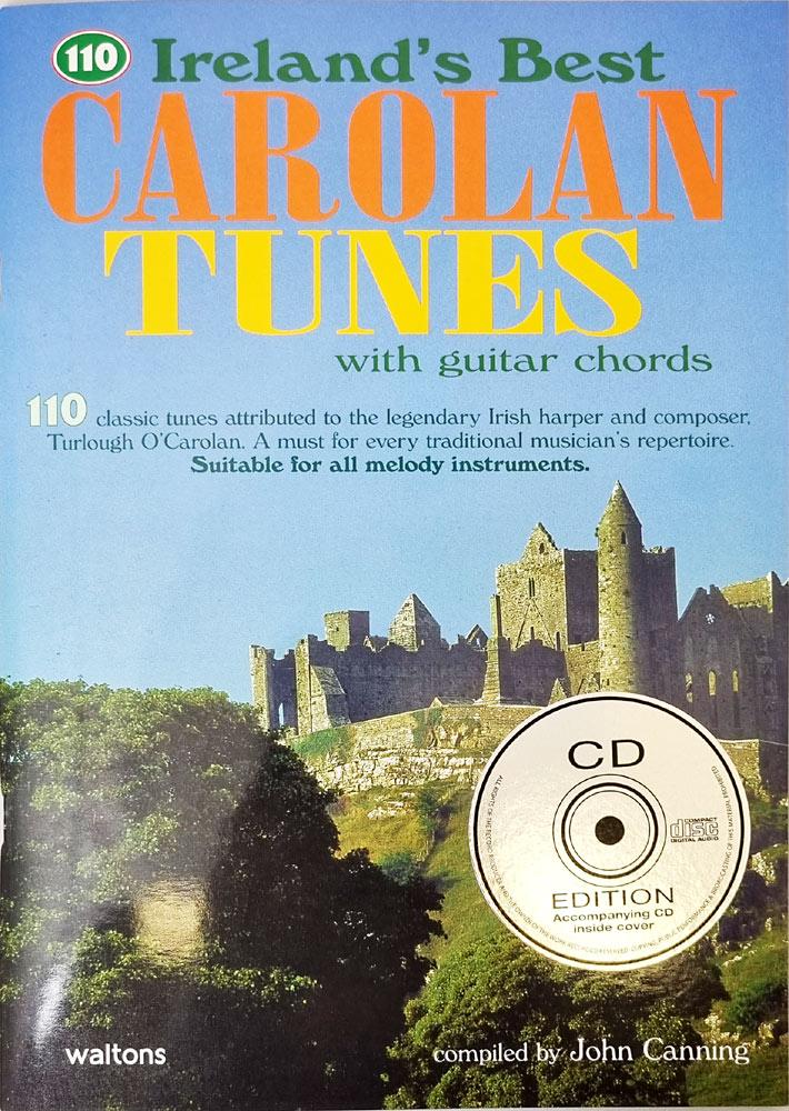 Ireland's Best O'Carolan Tunes | Hobgoblin Music USA