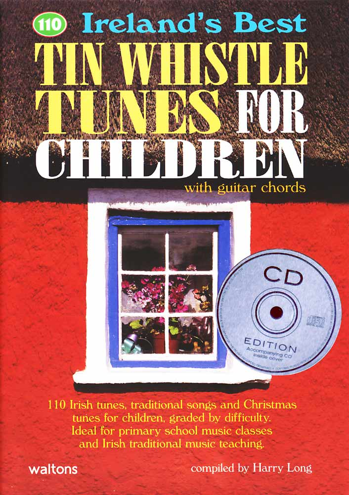 Tin Whistle Tunes for Children | Hobgoblin Music USA