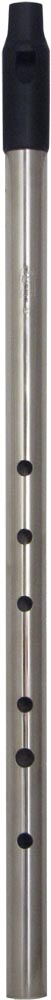 Howard Low C Whistle, Nickel Tuneable With tuneable black plastic mouthpiece
