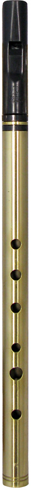 Tony Dixon Solid Brass D Tuneable Whistle