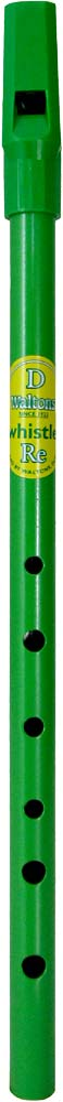Waltons Green D Whistle