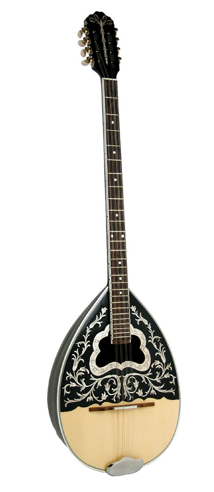 Sakis Model 2 Greek Bouzouki Hobgoblin Music Usa