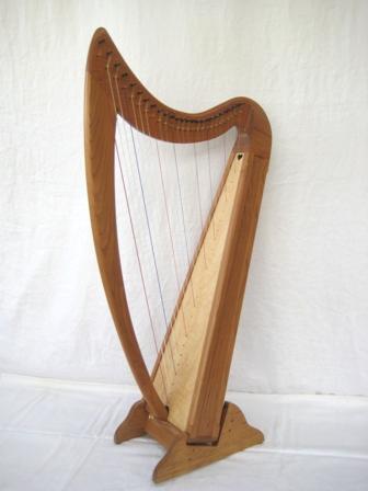 Even Song Harp, 26 String   Hobgoblin Music USA