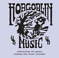 Hobgoblin 40th Anniversary CD