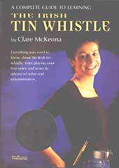 The Irish Tin Whistle, Book&CD