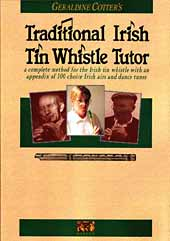 Traditional Irish Tin Whistle