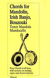 Chords for Mandolin, Bouzouki