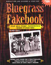 Bluegrass Fakebook by B.Casey