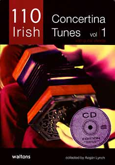 100 Irish Concertina Tunes