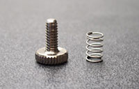 Shubb Replacement Thumbscrew/spring