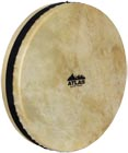 Atlas 12inch Tuneable Hand Drum Ply maple wood shell with contoured edges