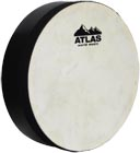 Atlas 8inch Hand Drum, Pre-Tuned Pre-tuned drum with 8inch sheep skin head