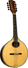 Ashbury Iona Mandolin Solid spruce top, solid rosewood back and sides. Onion shaped body