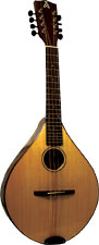 Ashbury Style E Tenor Mandola, Solid Spruce Solid Alaskan Sitka Spruce top, solid sapele body, designed by Phil Davidson