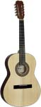 Carvalho Caipira Guitar, 1S Traditional Brazilian instrument. Solid spruce top with sapele back & sides