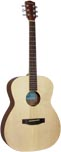 Ashbury AG-30 OOO Style Acoustic Guitar Natural spruce top with mahogany 000 body