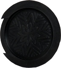 Viking Soundhole Cover