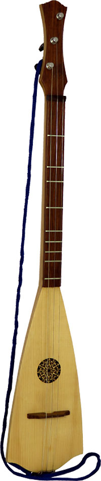 Blue Moon BD-20 Dulcimer Stick in G