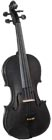 Cremona SV-75 1/4 Size Violin Outfit, Black US-made Prelude strings, the educator's preferred strings for students