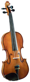 Cremona SV-130 1/2 Size Violin Outfit