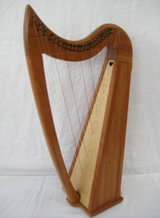 Eve 22 Stoney End Harp