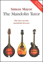 The Mandolin Tutor Book